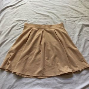 Johnny Was Skirts - Love and Liberty nude skirt size Large